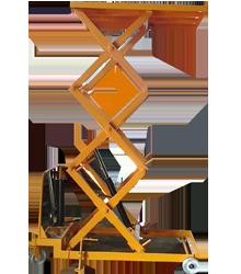 Hydraulic Scissor Lift Table Manufacturer in Gujarat